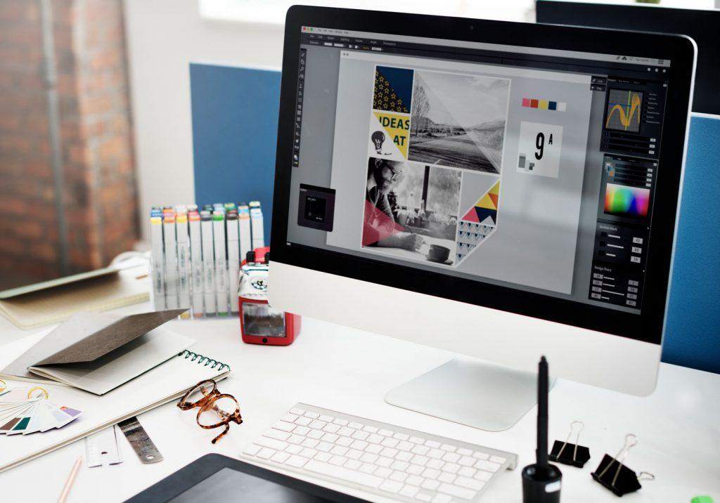 Diseño y desarrollo de identidad corporativa