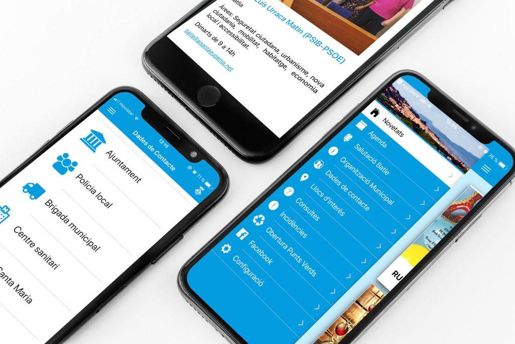 Apps per Administracions Públiques