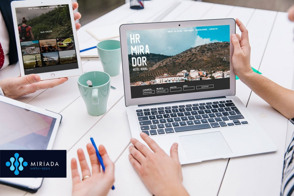 Proyecto Web HR Mirador
