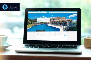 Web Inmobiliària Sa Marina